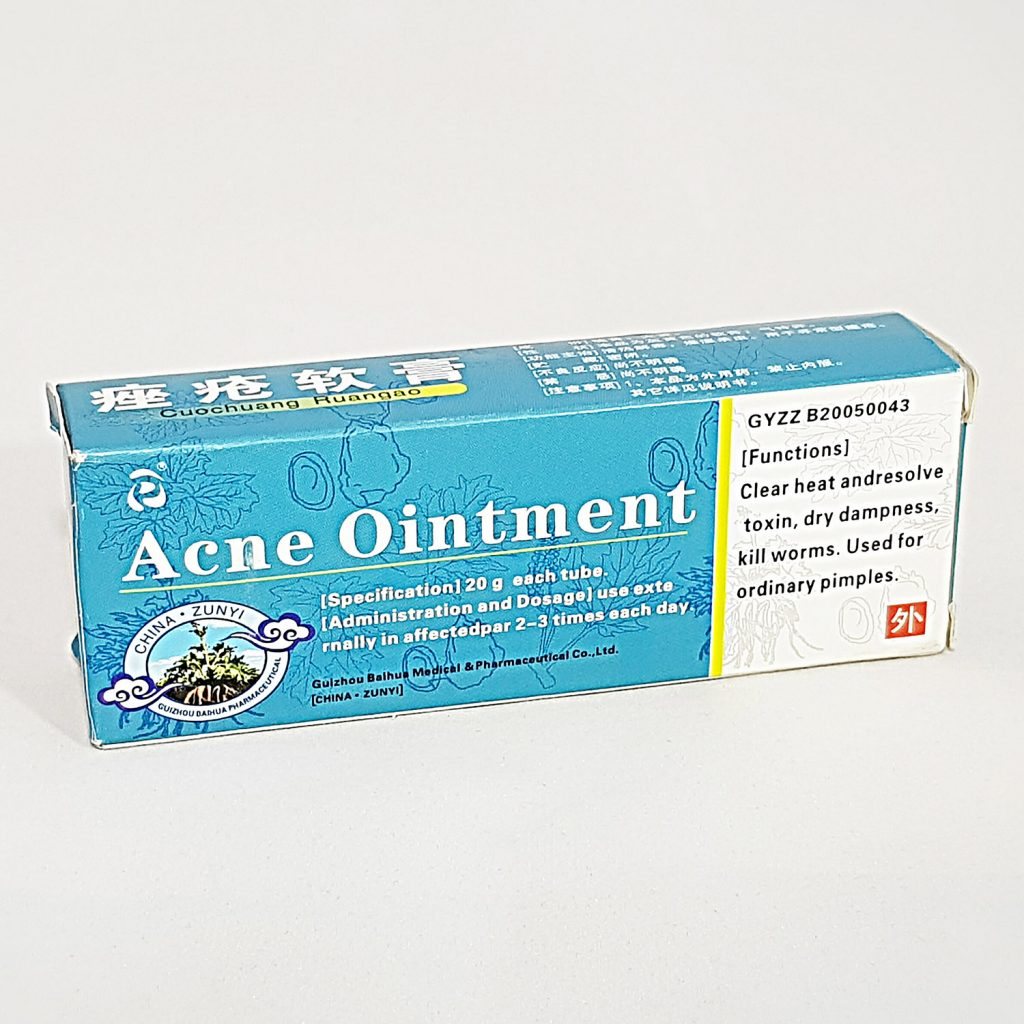 Acne Ointment