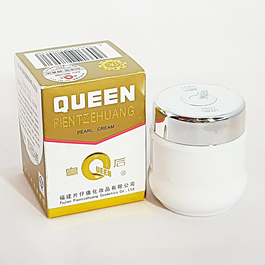 Queen Pientzehuang Pearl Cream